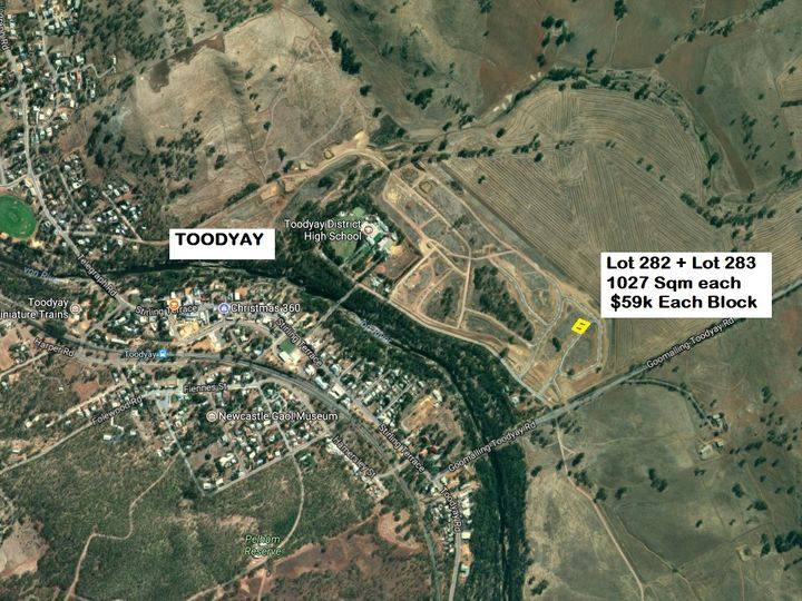 17 and 19 Weedon Entrance, Toodyay, WA