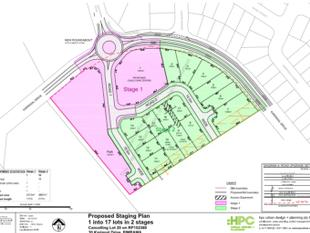 PRIME RE-DEVELOPMENT SITE - DA APPROVED FOR 122 PLACE CHILDCARE CENTRE PLUS 16 RESIDENTIAL LOTS - Pimpama