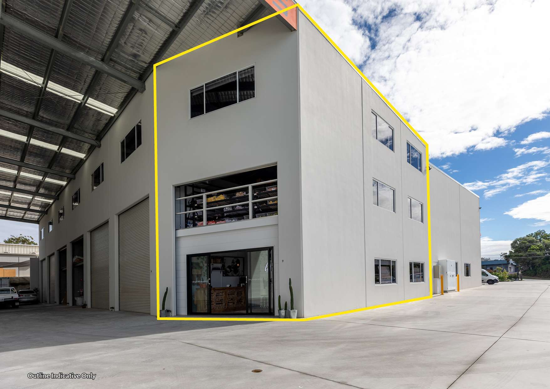 9/25 Industrial Avenue, Molendinar, QLD 4214 - Industrial