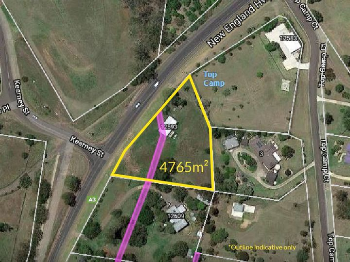 12593 New England Highway, Top Camp, QLD