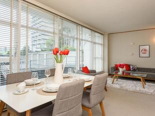 Stylish two-bedroom apartment-unbeatable location - Te Aro