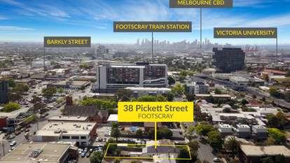 38 Pickett Street, Footscray