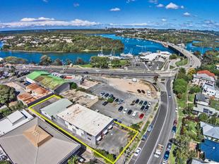 Centrally located stand alone 600sqm of office and warehouse space on 1088sqm of land - Tweed Heads