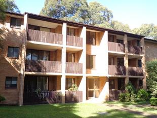 TOP FLOOR 2 BEDROOM UNIT IN PEACEFUL SURROUNDS - Macquarie Park