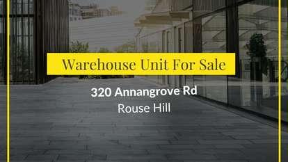 Unit 5/320 Annangrove Road, Rouse Hill