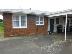 2 Bedroom Unit - Close To town! - Palmerston North