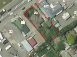 1012m2 (approx) Business 'C' Land - Tinwald