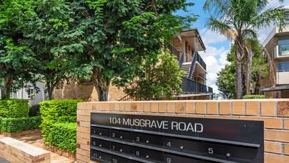 11/104 Musgrave Road, Red Hill