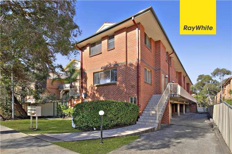 3/31 Livingstone Road, Lidcombe, NSW 2141