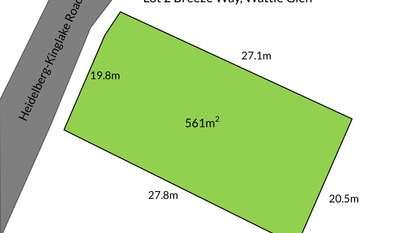 Lot 2 Breeze Way, Wattle Glen