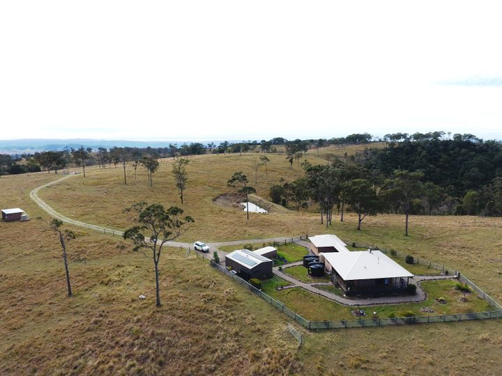 390 Pohlmans Range Road, Scrub Creek, QLD