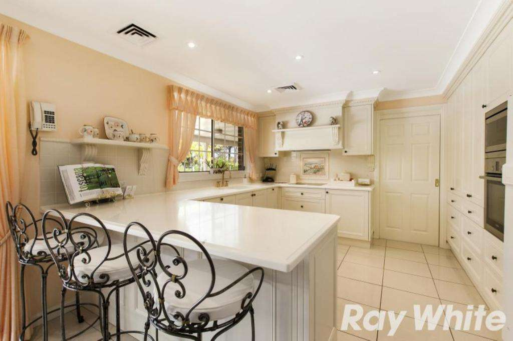 4 Bayberry Way, Castle Hill, NSW 2154