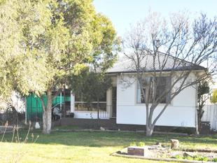 Excellent investment or first home in fantastic location - Cootamundra