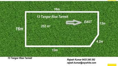 13 Tangor Rise, Tarneit