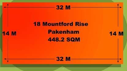 18 Mountford Rise, Pakenham
