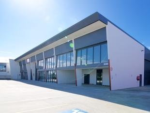 Clear Span Warehouse with Showroom & First Floor Office - Brendale