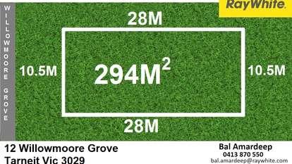 12 Willowmoore Grove, Tarneit