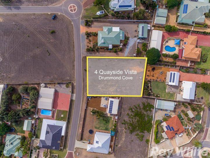4 Quayside Vista, Drummond Cove, WA