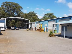 Warehouse, Gantry Cranes and Office Areas - Caloundra - Caloundra West
