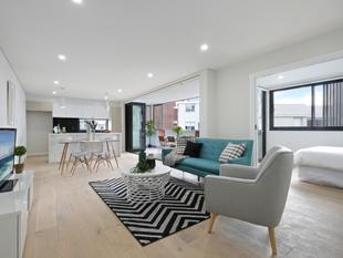 Enviable lifestyle in this brand new 3 bed + study luxury apartment - St Leonards