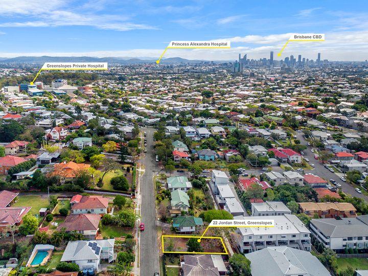 22B Jordan Street, Greenslopes, QLD