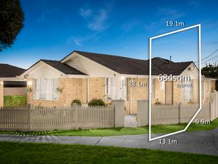 Premium Corner Allotment with Endless Potential - Wantirna