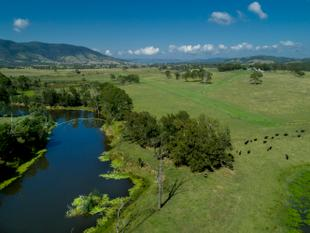 Passed In. Offers Sought Now! 319 Acre Riverfront Paradise - Royston