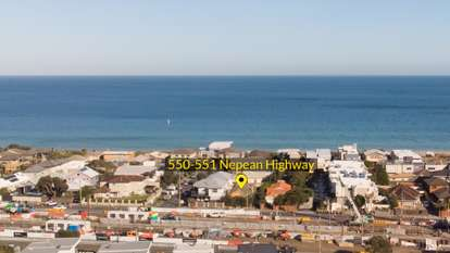 550-551 Nepean Highway, Bonbeach