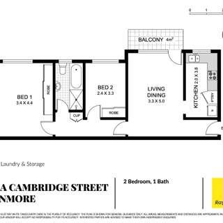 Thumbnail of 4/64a Cambridge Street, Stanmore, NSW 2048