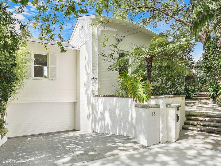 15 Rosemont Avenue, Woollahra, NSW