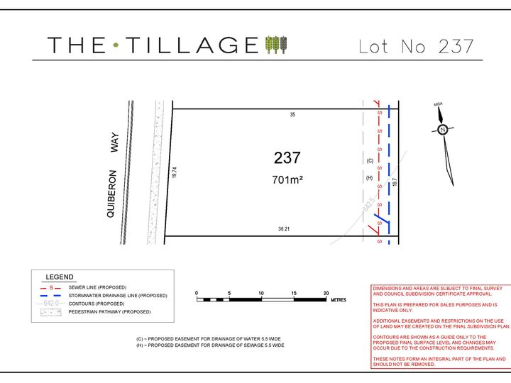 Lot 237 Quiberon Way, Goulburn, NSW