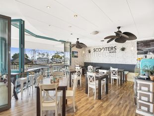 Beachfront Cafe Business For Sale - Scooters At Kirra - Kirra