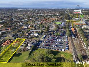 Inspirational Development Opportunity (ACZ1) - Werribee