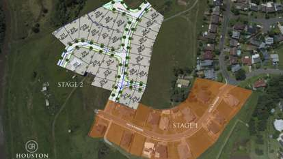 Lot 209 Wiseman Close in a subdivision of Lot 123 DP 1241626, East Maitland