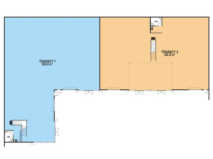 Units 1-2, 5 Walters Drive, Harristown, QLD