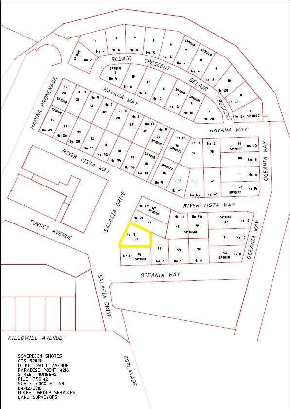 Lot 57 Salacia Drive, Paradise Point, QLD 4216
