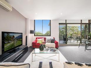 Penthouse perfection, a superb village-side haven - Wahroonga