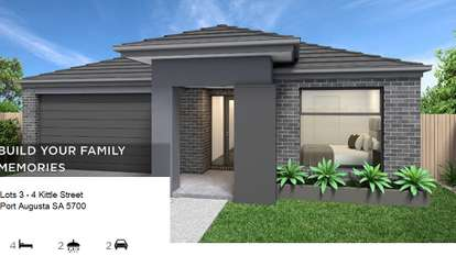 Lots 3 - 4 Kittel Street, Port Augusta West