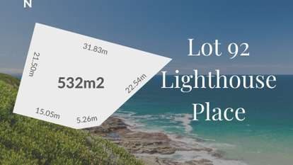Lot 92 Lighthouse Place, Inverloch