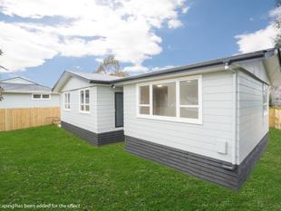 YOUR FIRST HOME!! (FREEHOLD) - Papakura