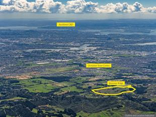 APPROVED LAND SUBDIVISION, AUCKLAND, NEW ZEALAND - Flat Bush