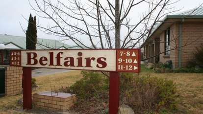 'Belfairs' East Street, Tenterfield