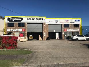 FREE STANDING WAREHOUSE 600m2* - Slacks Creek