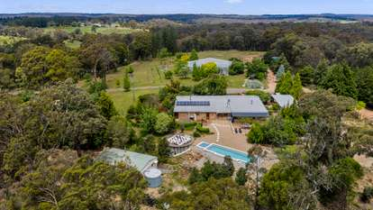 541 Tugalong Road, Canyonleigh