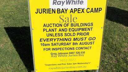 Jurien Bay Apex Camp, Jurien Bay