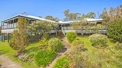 316 Flat Tops Road, Flat Tops via, Dungog