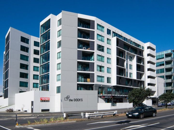 607/2 Dockside Lane, Auckland Central, Auckland City