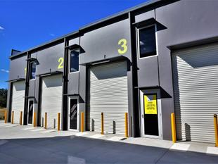 BRAND NEW 95sqm* OFFICE/ WAREHOUSE UNIT - Tingalpa