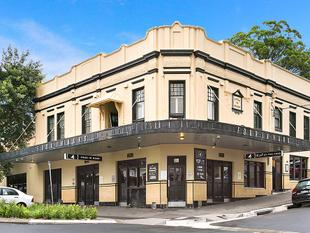 Iconic Pub Offers Rare Residential Opportunity - 700sqm approx internal footprint - Paddington