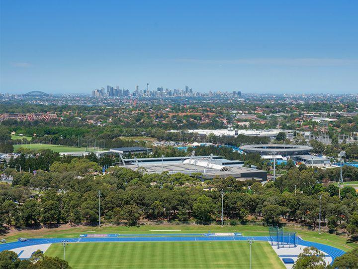 Sydney Olympic Park, NSW